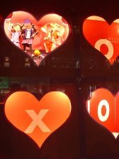 I Love NYC Heart in Window The Family Travel Files